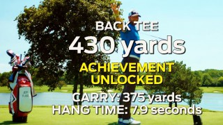 430yをワンオンだと!?ドラコン世界一のスイング4K Golf