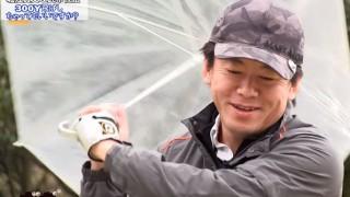 堀江貴文氏も絶賛!ドライバーの傘を使った練習法