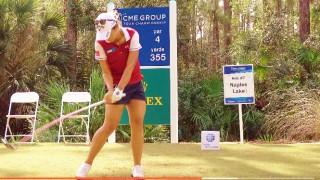 4K Golf|リディア・コ 4K スイング