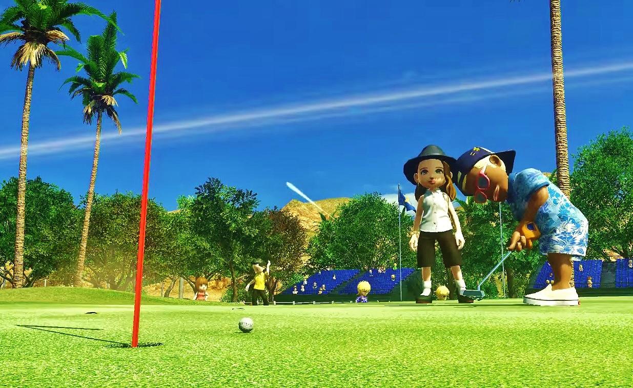 みんなのゴルフ「パター」