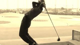 フィニッシュの重要性。ゴルフスイングはフィニッシュまで振り切る!