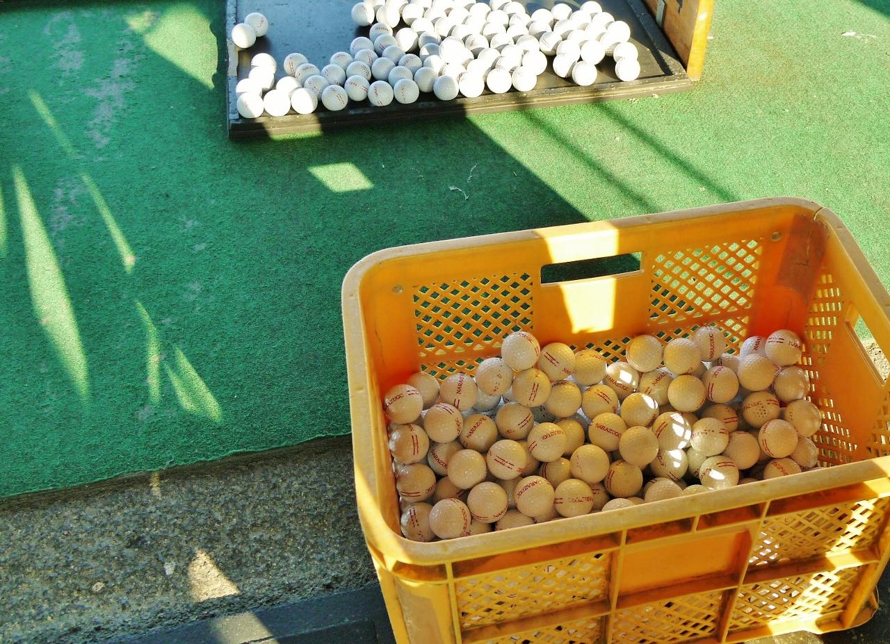 ゴルフボール500球