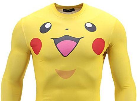 ポケモンGOのTシャツ