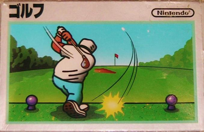 ファミコン ゴルフ
