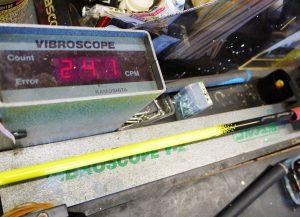 振動数の測定