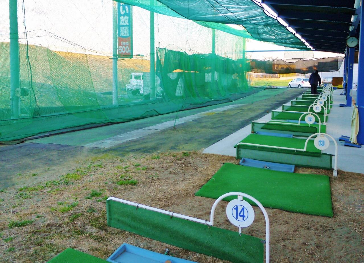 インドア練習場(ゴルフショップ石井)