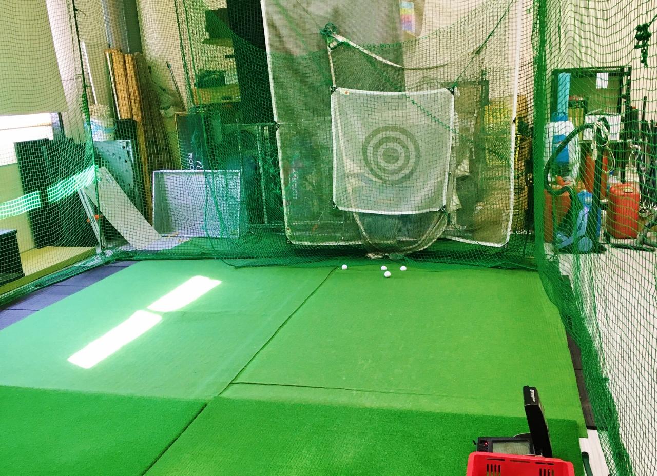 フィッティングルーム(ゴルフショップ石井)