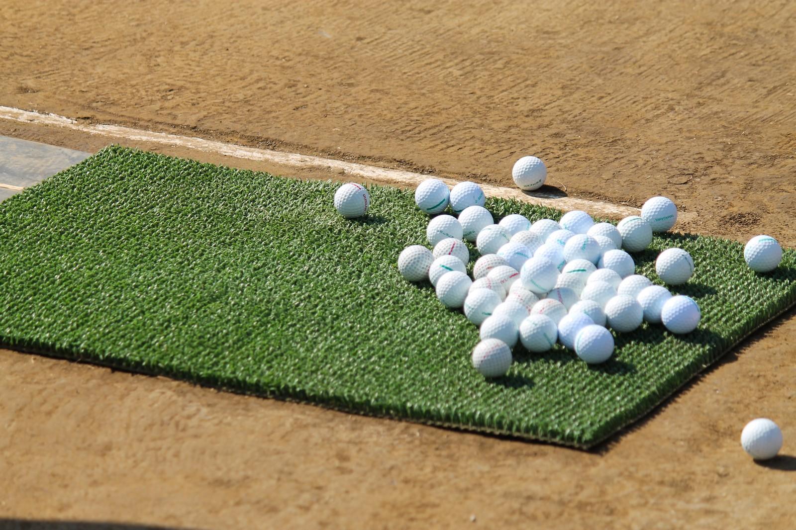 ゴルフマット