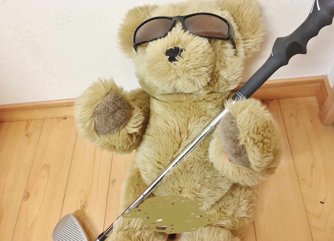 プロゴルファークマ
