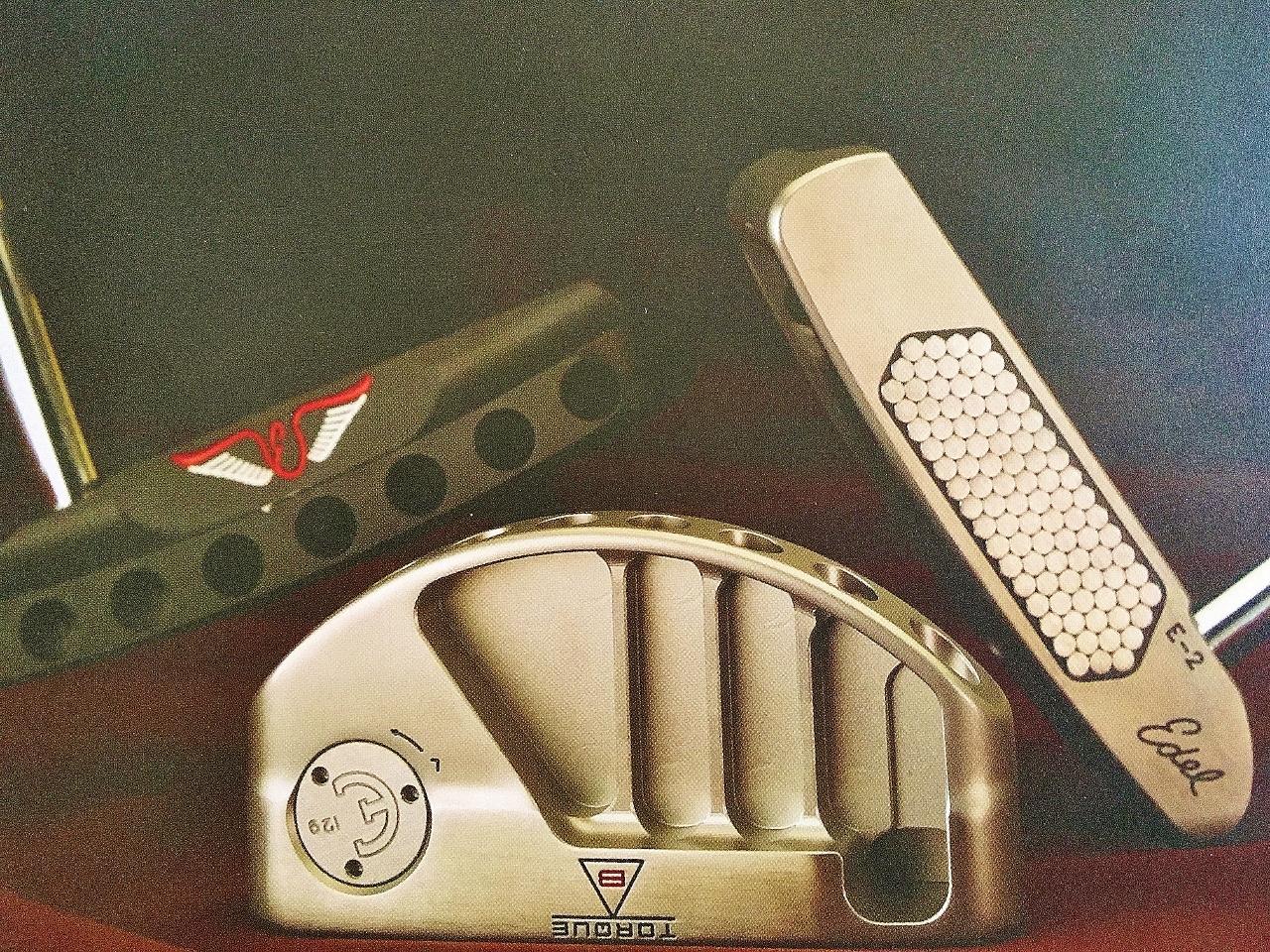 イーデルゴルフ完成品パター