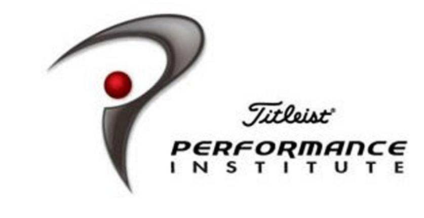 Titlist Performance Institute