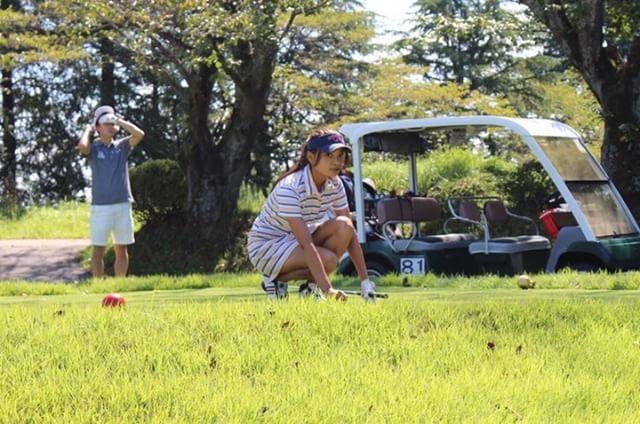 ゴルフ女子39さん
