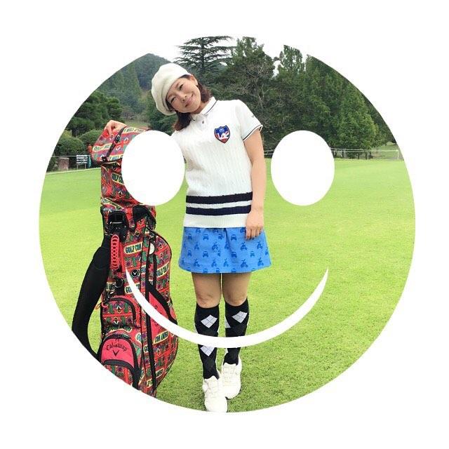 美白ゴルファー美香