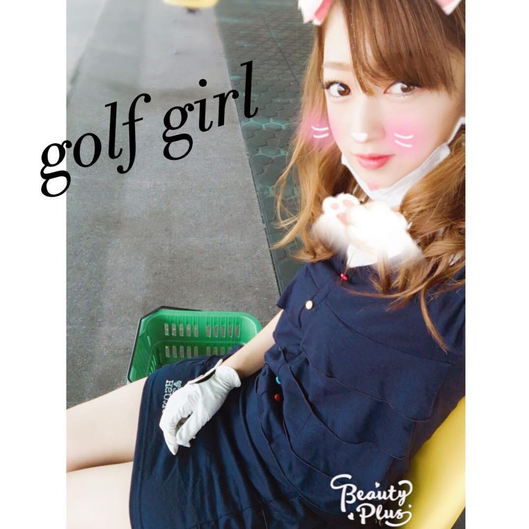 ゴルフ女子_nana