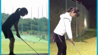 インスタゴルフ女子 Natsuki様プロフ|目指すは萬田久子です