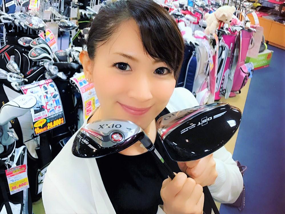 ゴルフ女子 saori