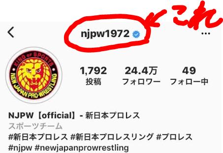 Instagramユーザーネーム