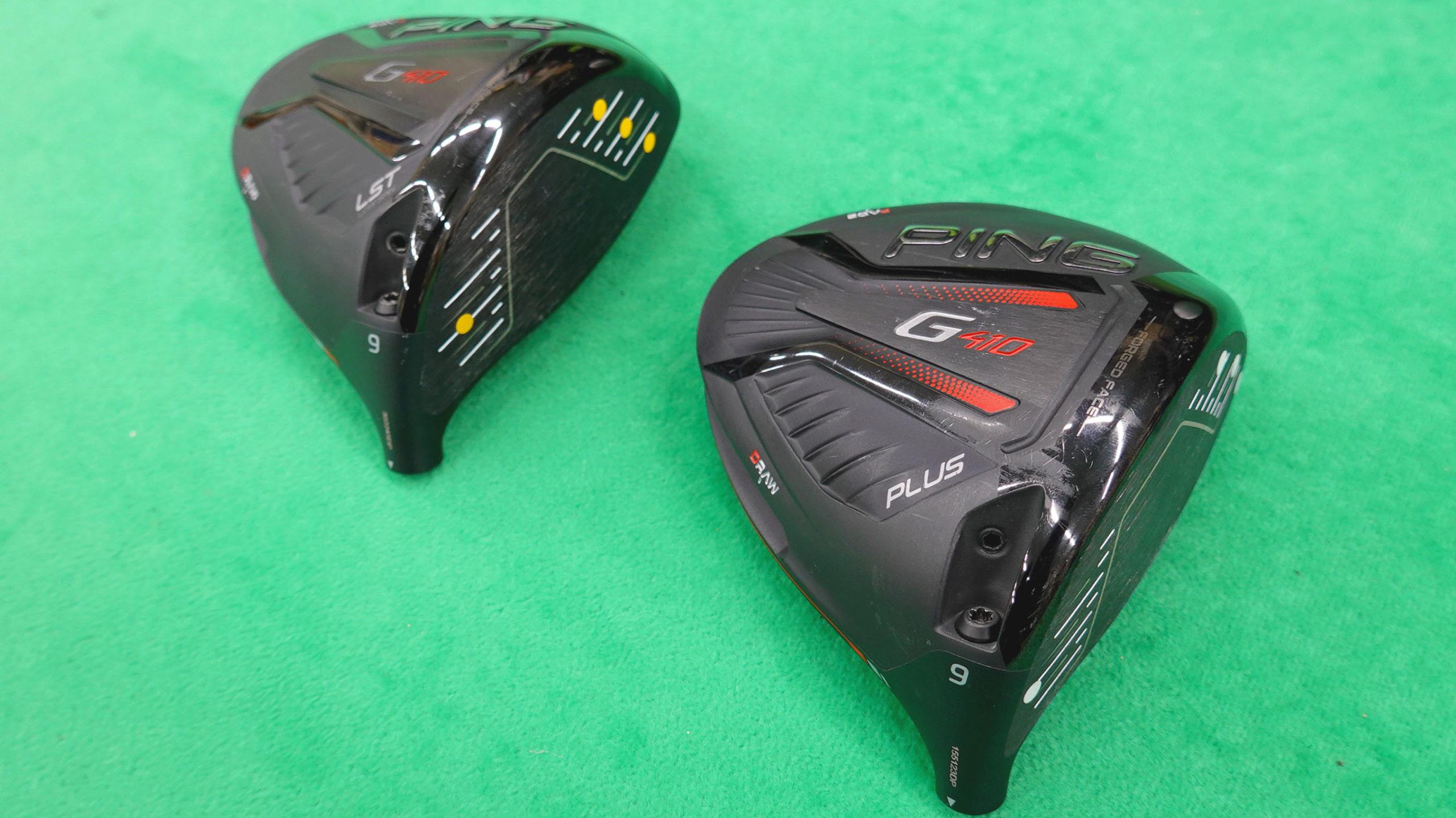 G410PLUS・G410LSTのヘッド